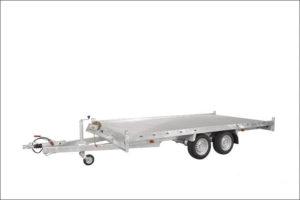 Tilhengernor M-serie varehenger, maskinhenger og biltransporter