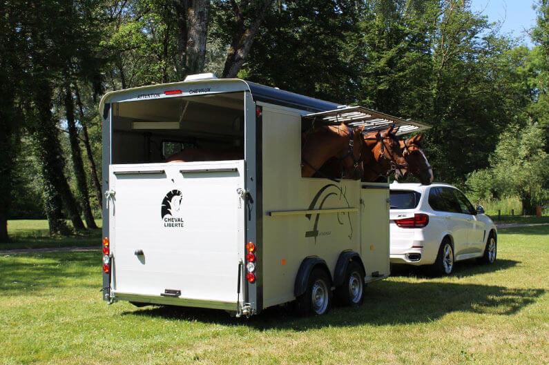 Cheval Liberté MAXI 3 er en hestehenger