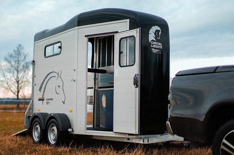 Cheval Liberte Touring Country hestehenger