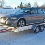 F-serie biltransporter fra Tilhengernor AS