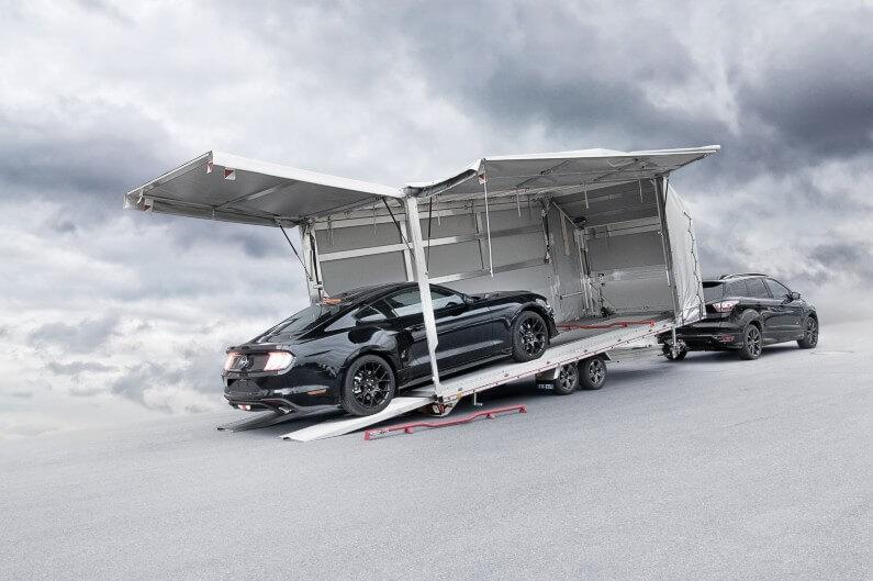 Algema Fit-zel Euro-Trans biltransporter