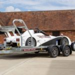 Brian James Car Hauler åpen biltransporter