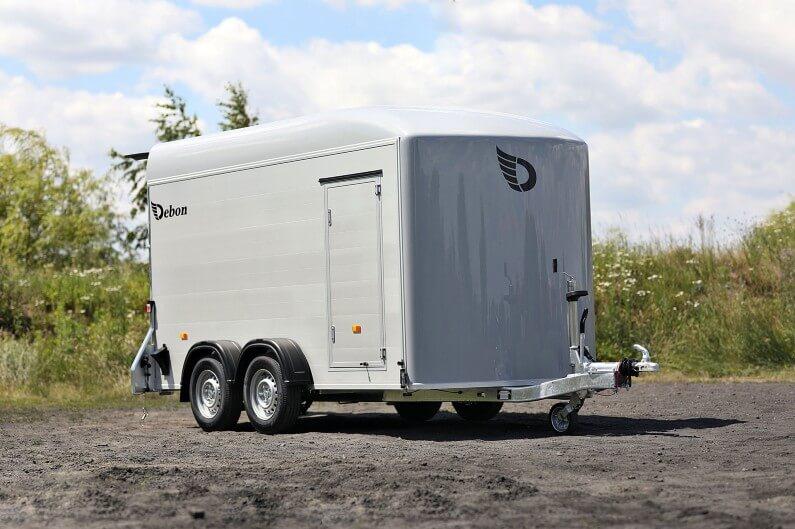 Debon skaphenger R 500 XL, hvit skaphenger