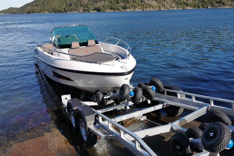 Svela B27XE båthenger