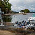 Svela B35XE er en båthenger