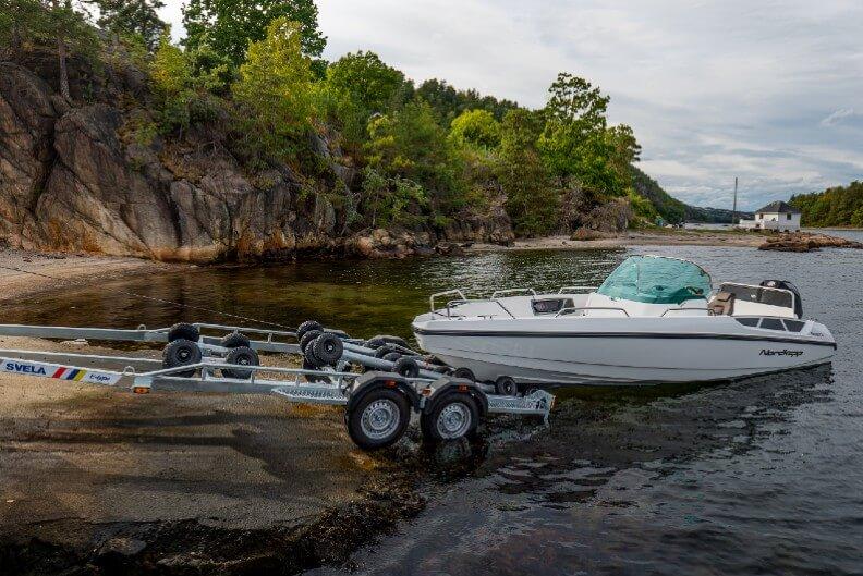 Svela B35XE båthenger
