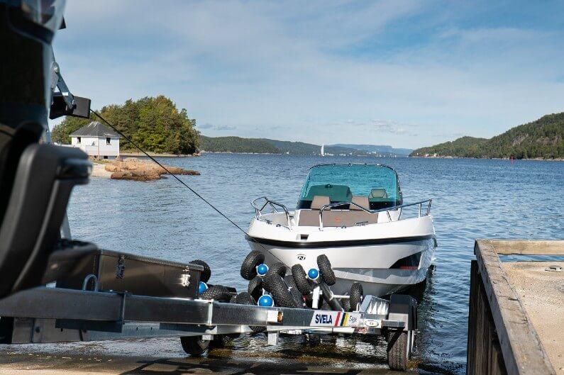 Svela B35XLE båthenger