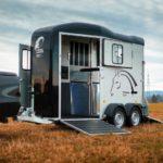 Cheval Liberté Touring Country en hestehenger med frontutlasting