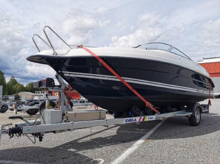 Svela B18XE båthenger
