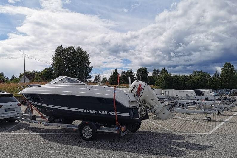 Svela B18XE er en båthenger