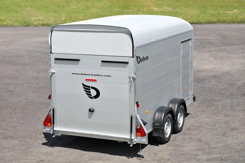 Tillhengernor Debon Roadster 500 XL er en skaphenger